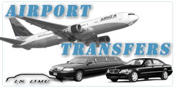 Austin Airport Transfers and airport shuttles