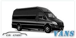 Luxury Van service