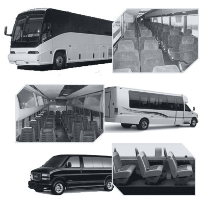 Austin Coach Bus rental