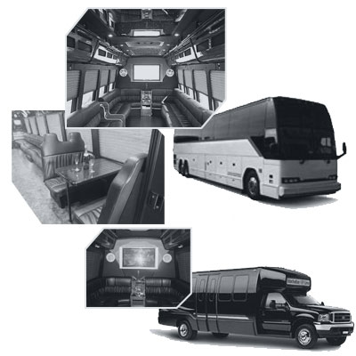Party Bus rental and Limobus rental in Austin, TX