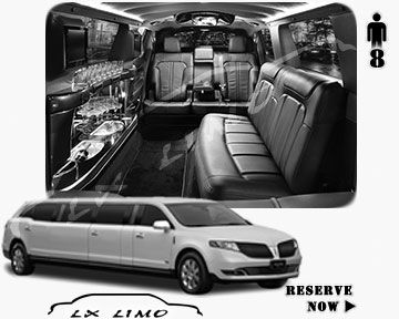 Stretch Wedding Limo for hire in Austin, ON, Canada